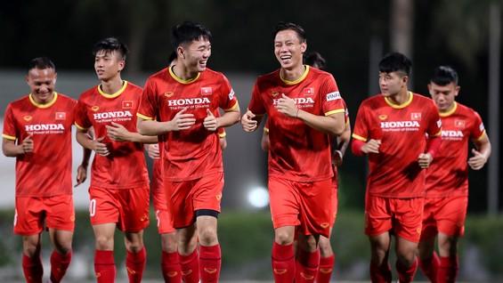 Đội tuyển Việt Nam thoải mái trước trận gặp Indonesia: Ảnh: KHƯƠNG DUY
