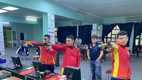 Các xạ thủ súng ngắn nam có thể sẽ được cử tham dự Olympic Tokyo 2020.