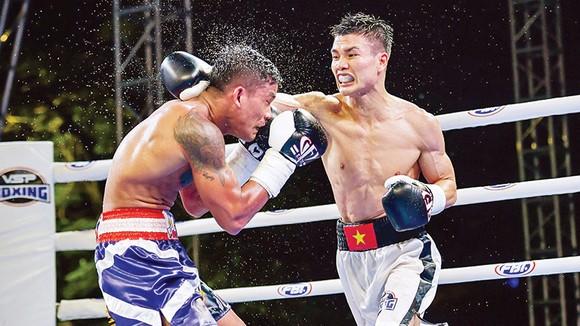 Võ sĩ Nguyễn Văn Đương (phải) tự tin trước thềm Olympic Tokyo 2020.