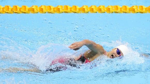 Nguyễn Thị Ánh Viên sẽ tập huấn dài hạn tại Hà Nội và được điều chỉnh kế hoạch cho phù hợp.
