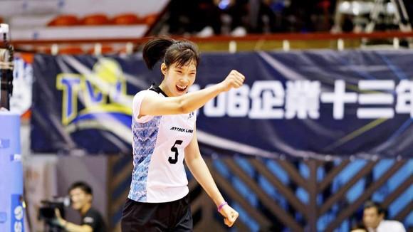 Chủ công Trần Thị Thanh Thuý sẽ thi đấu tại Nhật Bản trong thời gian tới.