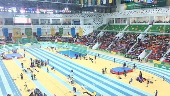 Đại hội thể thao trong nhà và võ thuật châu Á được dời đến năm 2023.