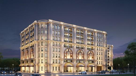 Khu căn hộ hàng hiệu Ritz-Carlton Hanoi