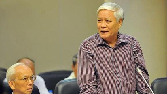 Tiến sĩ Nguyễn Viết Chức -người lên tiếng mạnh mẽ với bệnh thành tích trong giáo dục