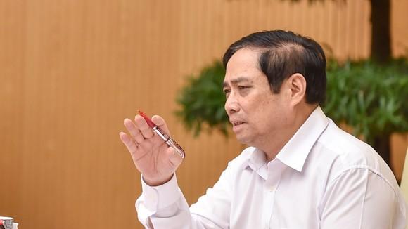 Thủ tướng Phạm Minh Chính. Ảnh: VIẾT CHUNG