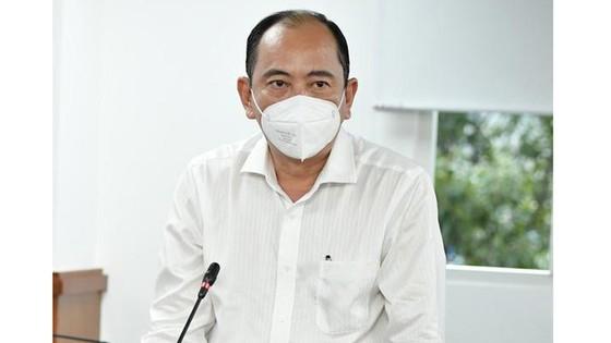 PGS.TS.BS. Tăng Chí Thượng, Giám đốc Sở Y tế TPHCM