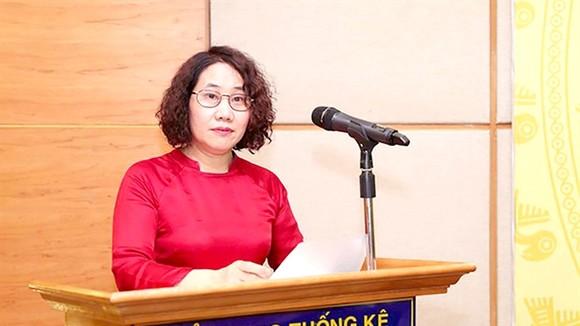GSO Director General Nguyen Thi Huong