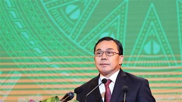Lao Ambassador to Vietnam Sengphet Houngboungnuang (Photo: VNA)