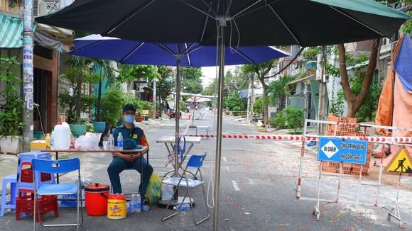 Một điểm phong tỏa trên địa bàn quận Tân Phú