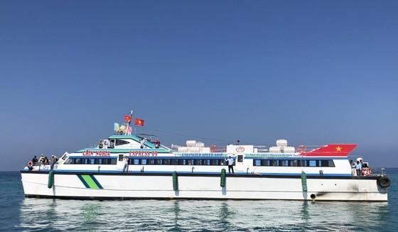 Quảng Ngãi thống nhất mở tuyến vận tải thủy từ Đà Nẵng đến huyện đảo Lý Sơn