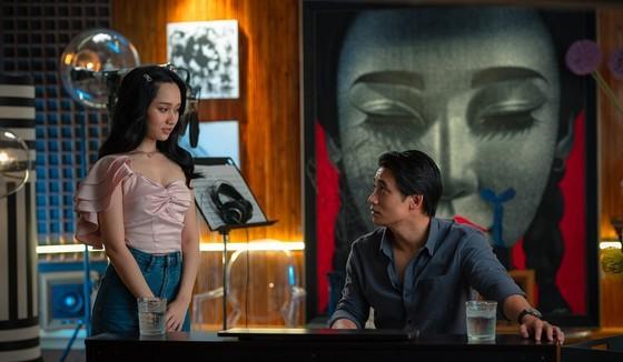 Một cảnh trong phim Thiên thần hộ mệnh của đạo diễn Victor Vũ
