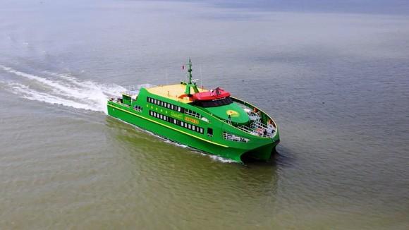Tuyến tàu cao tốc Cần Thơ - Côn Đảo được đưa vào khai thác trở lại