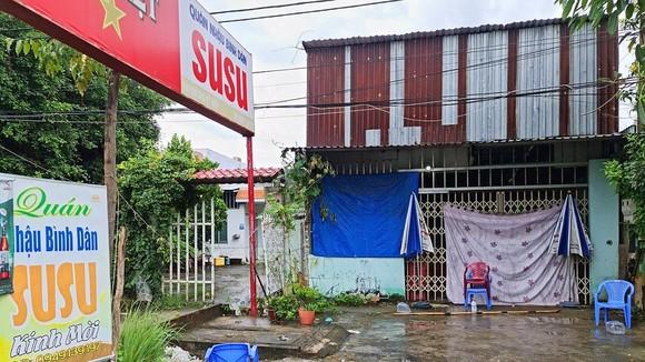Quán nhậu Su Su trên địa bàn TP Sóc Trăng, nơi xảy ra án mạng