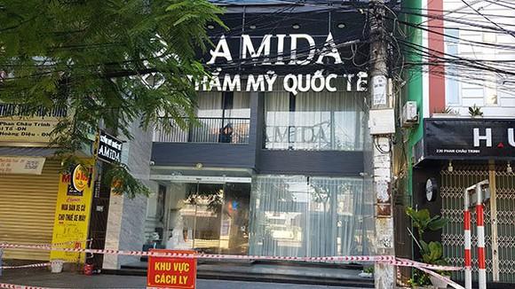 Thẩm mỹ viện Amida vi phạm phòng chống dịch Covid-19