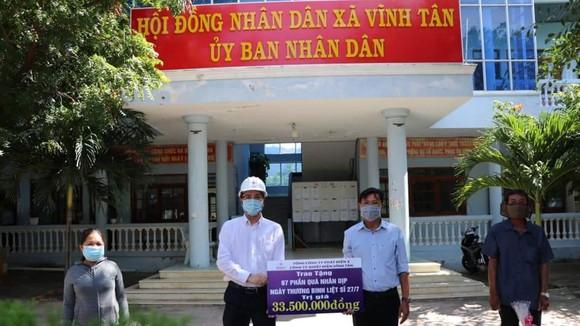 Ngoài việc tích cực ủng hộ quỹ phòng, chống dịch Covid-19, Công ty Nhiệt điện Vĩnh Tân còn thực hiện nhiều công tác an sinh xã hội khác.