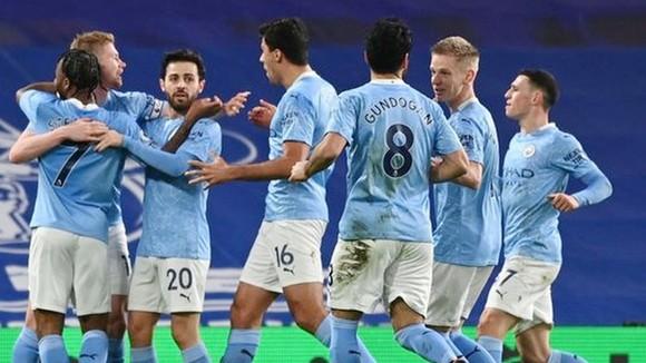 Hành động mừng bàn thắng với số đông cầu thủ sẽ bị cấm.