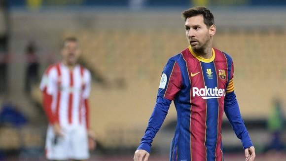 Lionel Messi sẵn sàng trở lại sau án cấm.