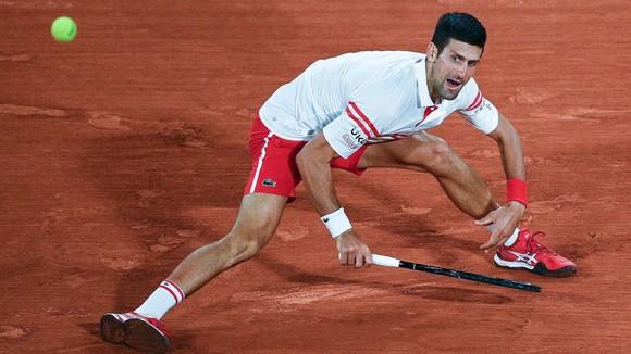 Phong độ ấn tượng đã giúp Djokovic đánh bại Nadal ở bán kết