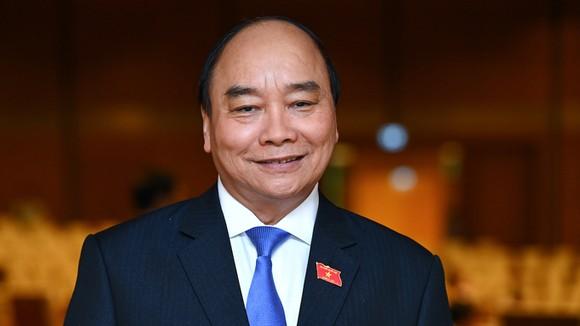 Chủ tịch nước Nguyễn Xuân Phúc nhấn mạnh sự cần thiết xây dựng Đề án kiện toàn tổ chức và hoạt động của Ban chỉ đạo Cải cách tư pháp Trung ương. Nguồn: VGP