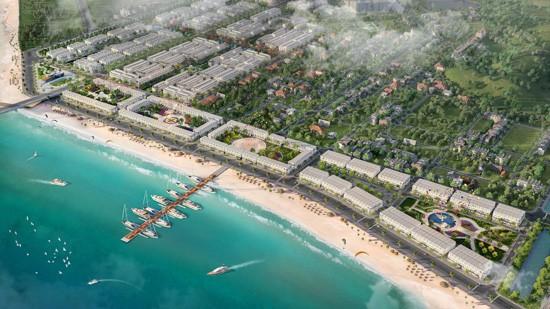 Phối cảnh FLC Tropical City Ha Long