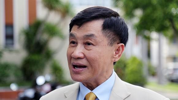Ông Johan Hạnh Nguyễn, Chủ tịch tập đoàn IPPG. Ảnh: Xuân Ngọc.