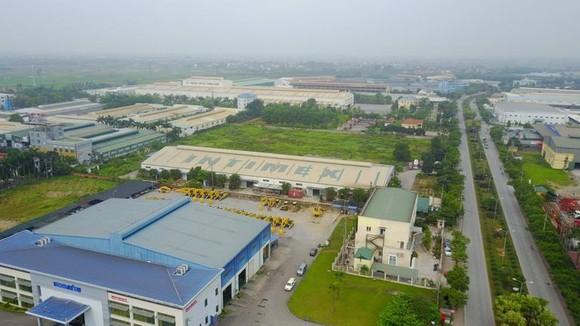 Việc sản xuất của các nhà máy đang dần hồi phục. Ảnh: Đình Sơn.