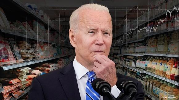 Stuart Varney cho rằng Tổng thống Biden không có câu trả lời cho vấn đề lạm phát. Ảnh: Getty Images.