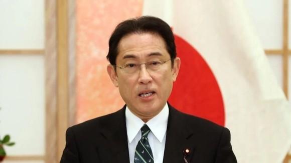 Tân Thủ tướng Nhật Bản Fumio Kishida. Ảnh: Kyodo News
