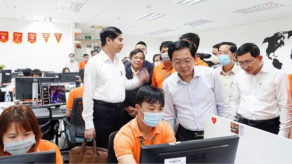 Công ty cổ phần FPT đầu tư nhiều dự án, công trình mang tính đột phá tại Bình Định