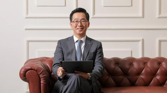 Ông Lee Taekyung