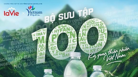 Vẻ đẹp của hơn 100 danh lam thắng cảnh hấp dẫn nhất Việt Nam được thể hiện qua sáng kiến của Tổng cục Du lịch và La Vie