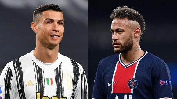 Neymar muốn đá chung với Ronaldo