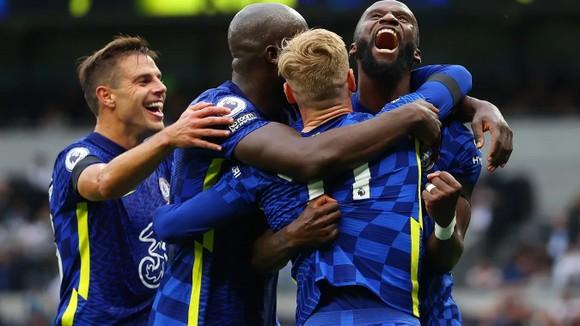 Niềm vui chiến thắng của Chelsea