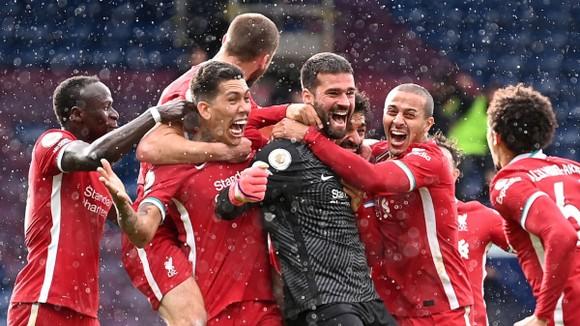 Liverpool đang có thành tích bất bại sau loạt trận quốc tế