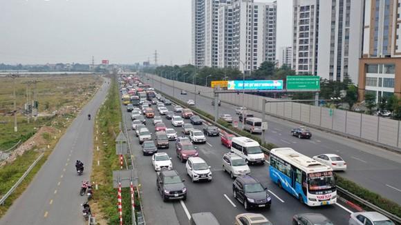 Sắp tới, Hà Nội sẽ có 87 trạm thu phí phương tiện vào nội đô này được đặt tại đường vành đai, thực hiện thu phí phương tiện từ 5h đến 21h hàng ngày.