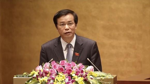 Ủy viên Hội đồng Bầu cử quốc gia, Tổng Thư ký Quốc hội Nguyễn Hạnh Phúc