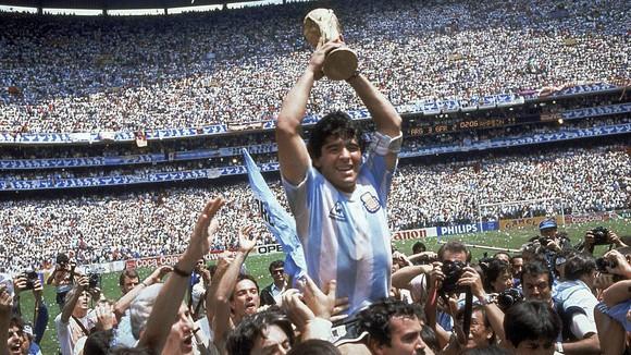 Maradona và ngôi vô địch thế giới 1986