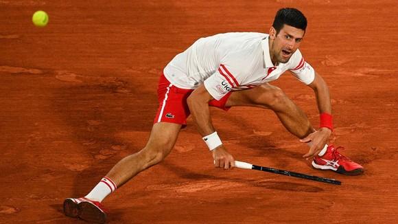Djokovic giành chiến thắng ấn tượng trước Nadal ở bán kết.