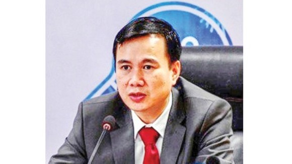 Deputy Minister of Science and Technology Bui The Duy