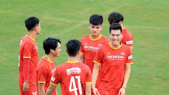 Tiến Linh hy vọng sẽ tái hiện duyên ghi bàn trong trận gặp Trung Quốc tới đây
