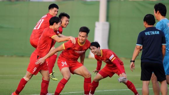 Đội tuyển Việt Nam luyện mà không có HLV Park Hang-seo cho đến đầu tháng 11