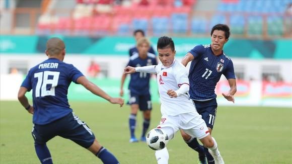 Đội tuyển Việt Nam sẽ tiếp Nhật Bản vào ngày 11-11. Ảnh: N.Q