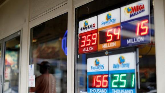 Người phụ nữ Mỹ làm mất tấm vé số độc đắc 26 triệu USD. Ảnh: REUTERS