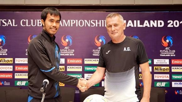 HLV Phạm Minh Giang đặt quyết tâm cùng các học trò giành vé tham dự VCK World Cup 2021