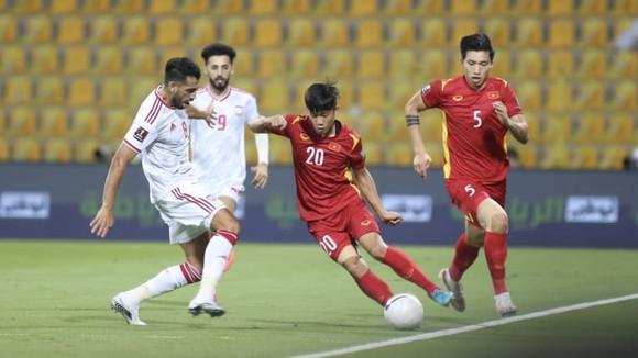 Đội tuyển Việt Nam lọt vào vòng loại cuối cùng World Cup 2022. Ảnh: AFC