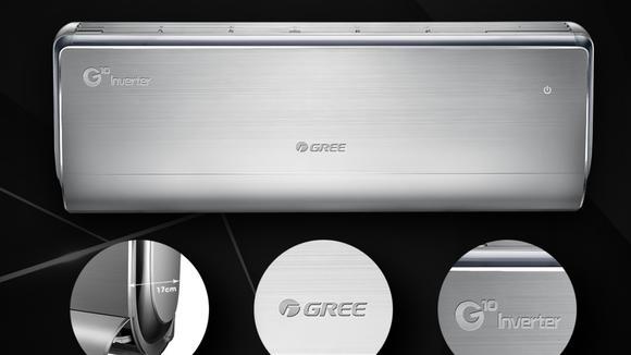 Điều hoà U-Crown tích hợp nhiều công nghệ tiên tiến nhất của GREE