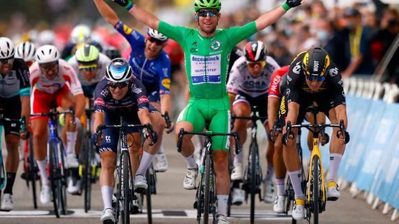 Mark Cavendish hồi sinh cùng Deceuninck-QuickStep