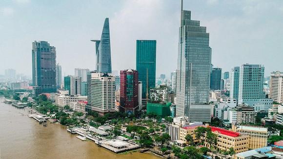 Không gian ngầm khu vực trung tâm TPHCM sẽ có các hoạt động thương mại, kết nối với công viên dọc bờ sông Sài Gòn.