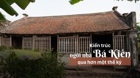 Ba Kien's house
