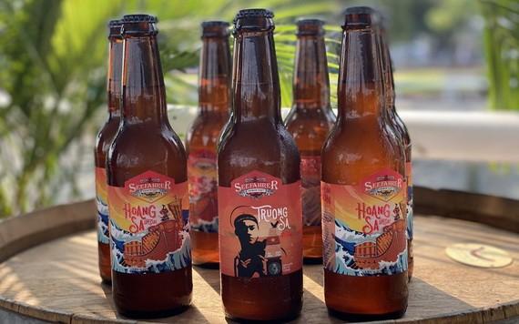 長沙、黃沙Special手工啤酒。(圖源:黃玄)
